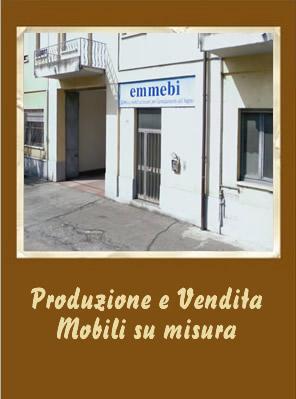Produzione mobili su misura for Mobili su misura